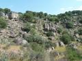 Paisaje granítico del P.N. Sierra de Andújar